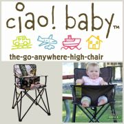 Ciao Baby Go Anywhere High Chair