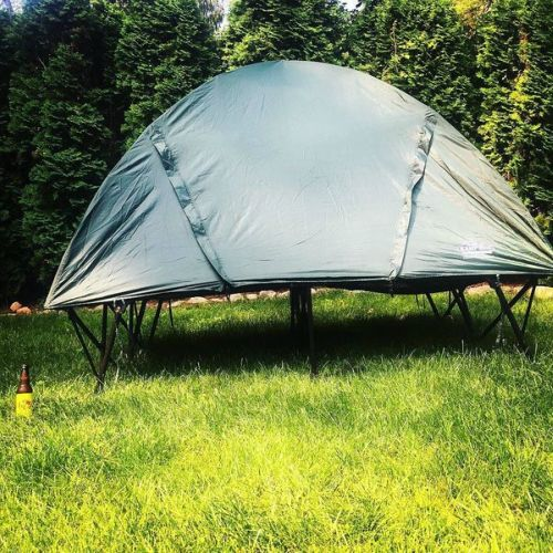 Hover to zoom & Kamp Rite | Compact Tent Cot Double | ORCCGear.com
