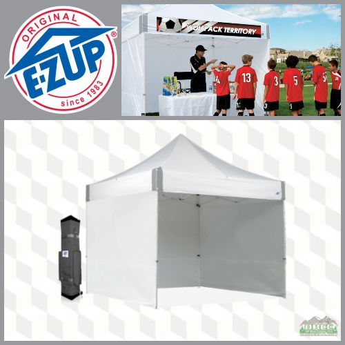 new product cd5e6 73136 EZ UP ES100s Shelter Value Pack