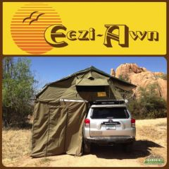 Eezi Awn Series 3 2200 T Top XKLUSIV Family Roof Top Tent