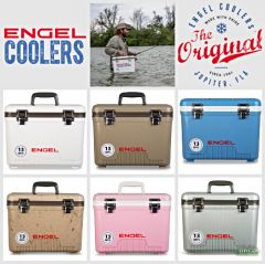 Engel 13 Qt Cooler Dry Box