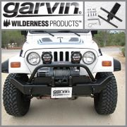 Garvin G2 Series Accessory  Receiver License Plate Bracket