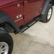 Garvin Rock Rails JK Wrangler 2Door
