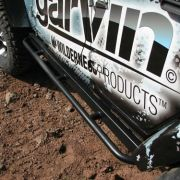 Garvin Rock Rails JK Wrangler 4Door
