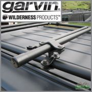 Garvin Adventure Rack JK and TJ Crossbar Adapters