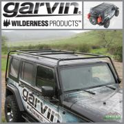 Garvin Adventure Rack JK Wrangler 4Door