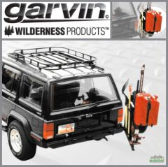 Garvin EXT Series Accessory  Gas Water Can Holder