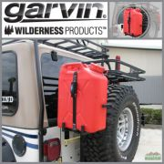 Garvin EXT Series Accessory Gas Water Can Holder Drivers Side