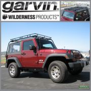 Garvin Expedition Racks JK Wrangler 2Door