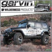 Garvin Expedition Racks JK Wrangler 4Door