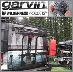 Garvin G2 Series Accessory  Trail Rack