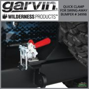 Garvin Bumper Parts Quick Clamp for Swing Away Bumper