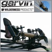 Garvin Rack Accessories  Combo Ax and Shovel Mount  4in H or 6in H Rack