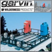 Garvin Rack Accessories  Gas Water Can Holder Roof Rack Mounted
