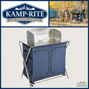 Kamp Rite Kwik Pantry with Cook Table