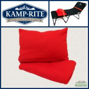 Kamp Rite Pillow and Blanket Set