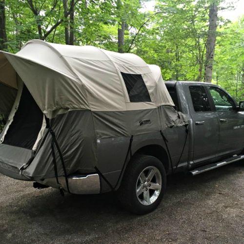 Kodiak Canvas Truck Tent 6 Ft