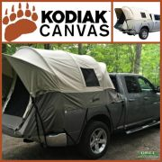 Kodiak Canvas Truck Tent 6 ft
