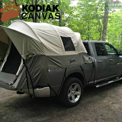 kodiak canvas truck tent 6 ft. Black Bedroom Furniture Sets. Home Design Ideas