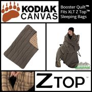 Kodiak Canvas Booster Quilt XLT