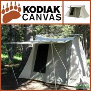 Kodiak Canvas 10x14 ft Flex Bow Canvas Tent Basic