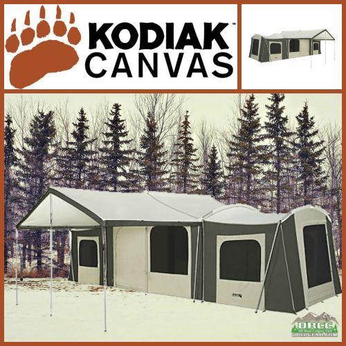 promo code 7c4ae 9ff19 Kodiak Canvas 26x8 Grand Cabin Tent
