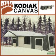 Kodiak Canvas 26x8 Grand Cabin Tent