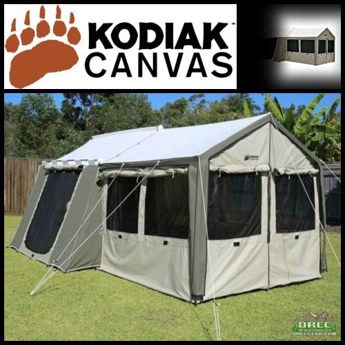 buy online 1c1cb 5cc42 Kodiak Canvas Wall Enclosure Accessory for 12x9 Cabin
