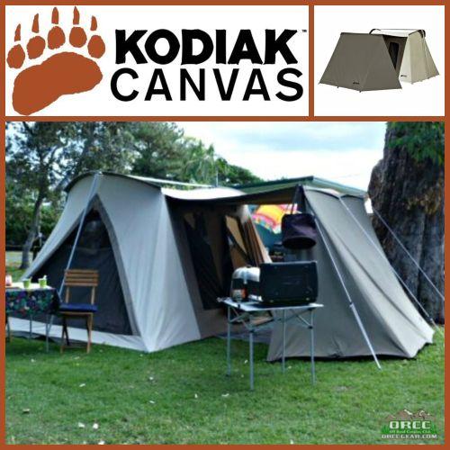 best website d6423 6fe52 Kodiak Canvas Wing Vestibule Accessory for 10x10 Flex Bow Tent