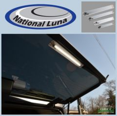 National Luna Hard Mount Dual Power Lights