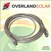 Overland Solar Security Cable For All Kits