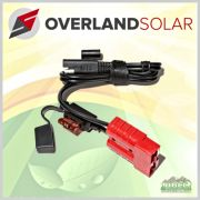 Overland Solar SAE to Anderson Connection