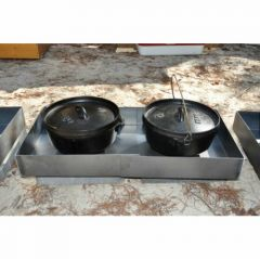 Partner Steel 15 Mini Fire Pan