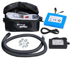 Sea Eagle Electric Turbo Pump with Battery