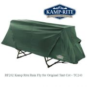Kamp Rite Rain Fly for Tent Cot