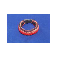 Life Support  Survival Bracelet Dual Colors Small Buckle