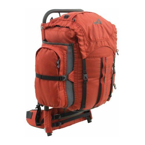 external frame backpack hover to zoom - External Frame Backpacks