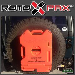 RotopaX EMPTY First Aid Preparedness Containers
