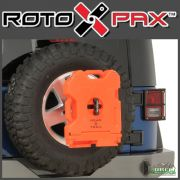 RotopaX EMPTY Road Trail Emergency Container