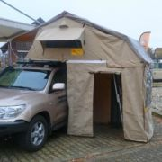Eezi Awn Series 3 1800 T Top XKLUSIV Roof Tent