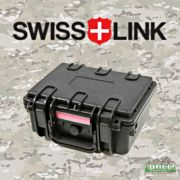 Swiss Link Watertight Hard Plastic Case