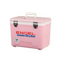 Engel Dry Box Cooler 19 Qts in PINK