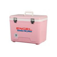 Engel Dry Box Cooler 30 Qts in PINK