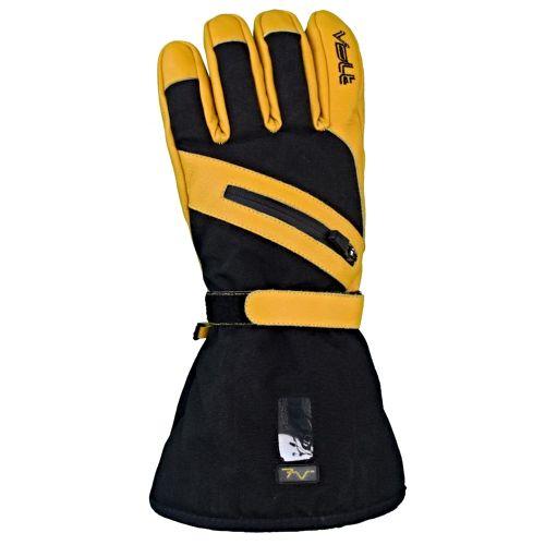 Volt Resistance Work Mens 7v Leather Heated Gloves