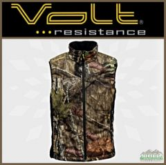 Volt Resistance CAMO 7V Insulated Heated Vest