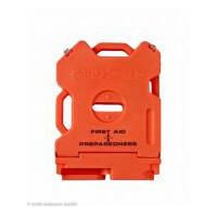 RotopaX Orange EMPTY First Aid Preparedness Containers