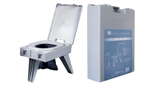 Cleanwaste Portable Toilet The Pett Orcc Gear